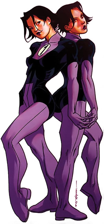 Dupli-Kate of the Guardians of the Globe (Invincible Comics)