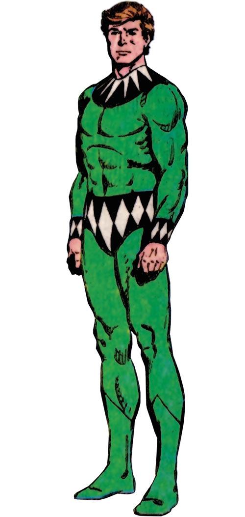Duplicate Boy (Legion of Super-Heroes character) (DC Comics)