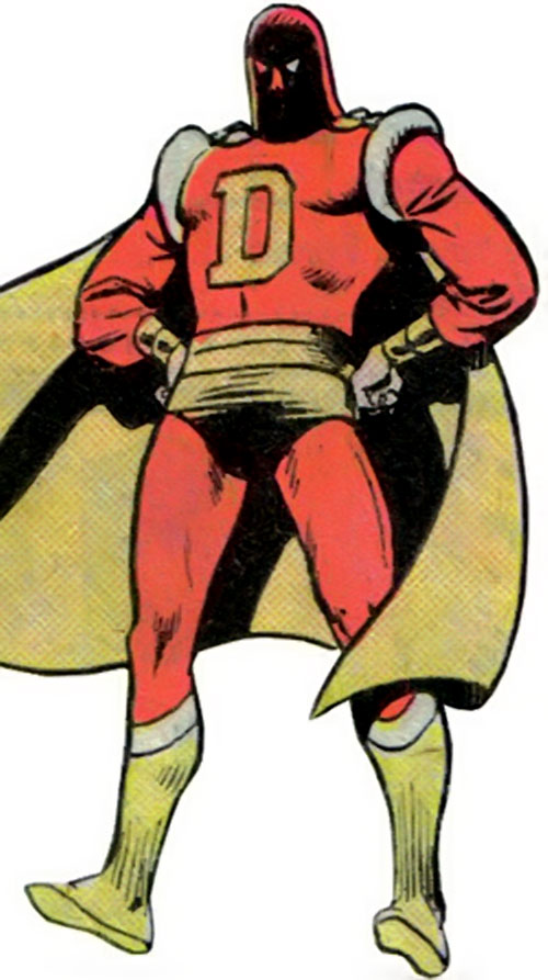 Dyna-Mind (Superboy enemy) (DC Comics)