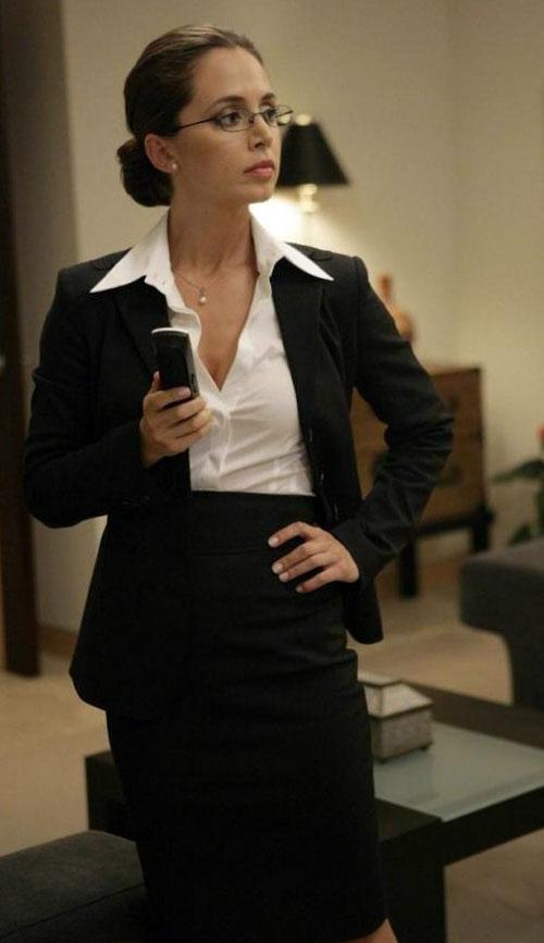 Echo (Eliza Dushku in Dollhouse) as Eleanor Penn