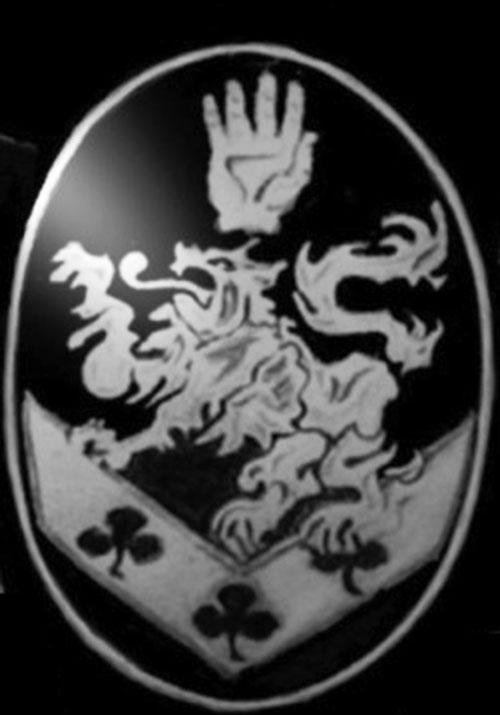 Edward Cullen (Robert Pattinson in Twilight movies) heraldry crest family