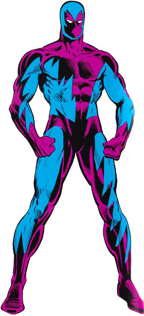 Eel (Lavell) (Marvel Comics)