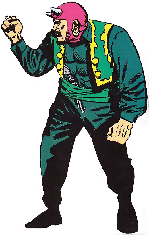 El Toro (Avengers enemy) (Marvel Comics)