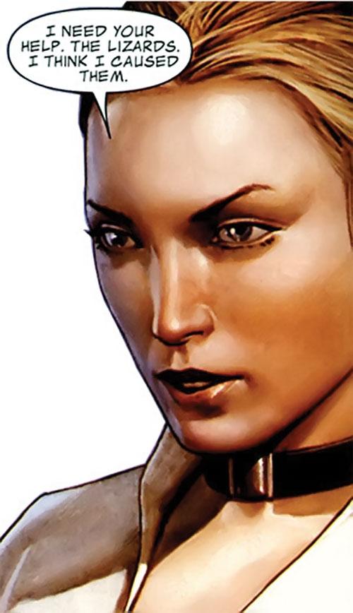 Elsa Bloodstone (Marvel Comics after Nextwave) portrait