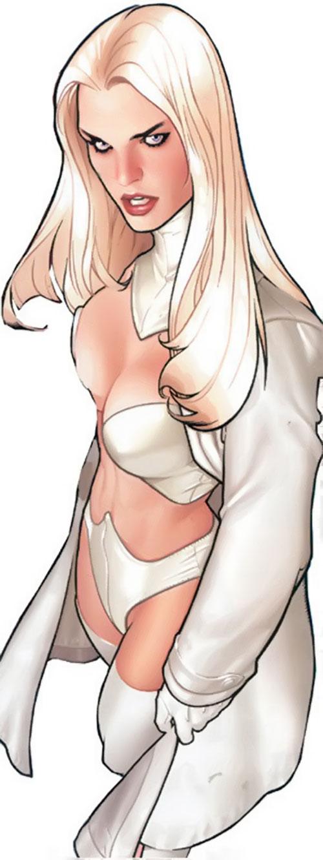 Critical Erotic white queen the
