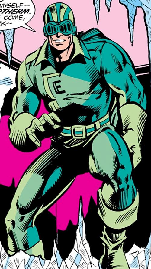 Endotherm (Iron Man enemy) (Marvel Comics)