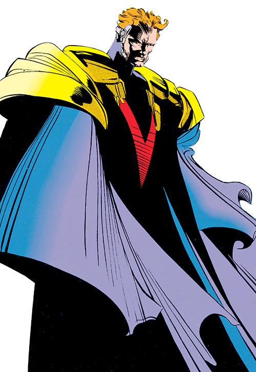 Fabian Cortez (X-Men enemy) (Marvel Comics)