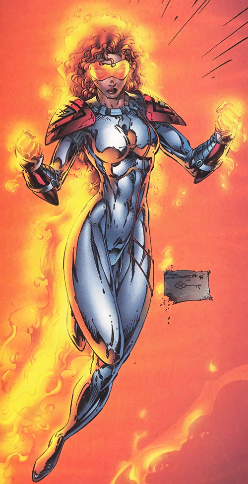 Fahrenheit (Stormwatch) (Wildstorm Comics)