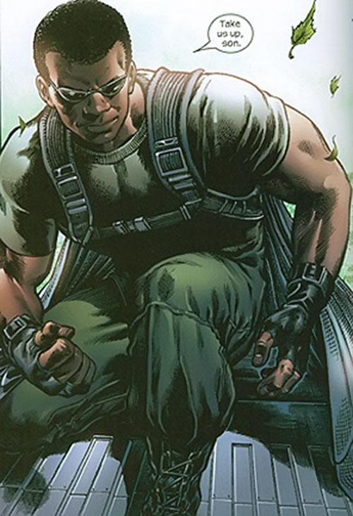 Ultimate Falcon (Ultimate Marvel Comics)
