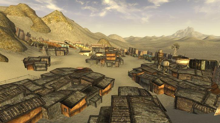 Fallout 1 story mod - junktown