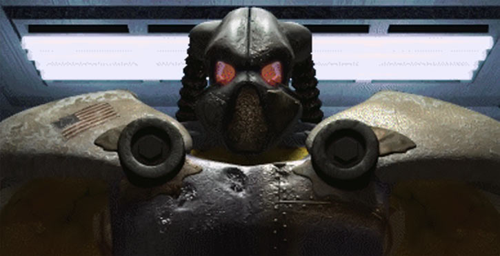 Fallout 2 - Frank Horrigan talking head