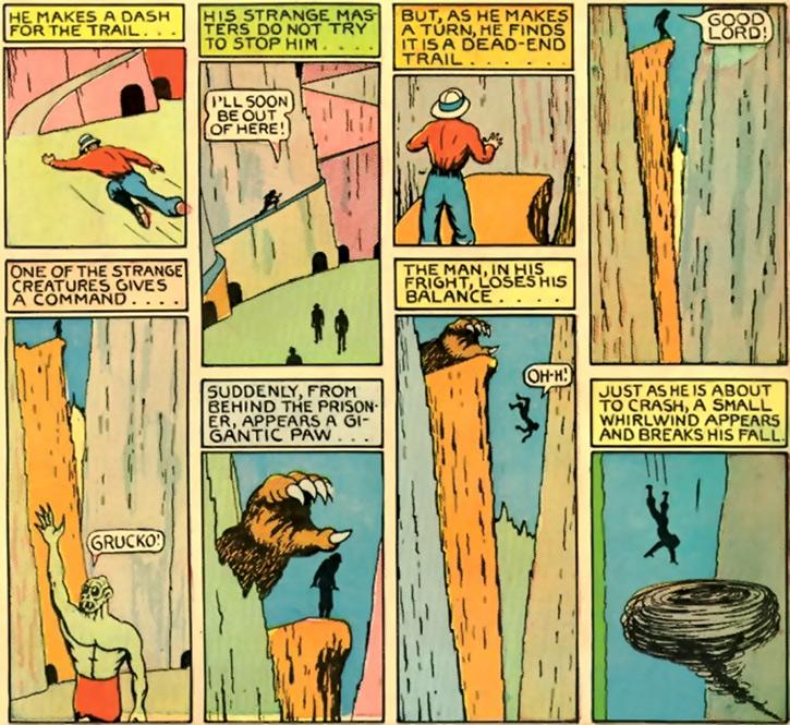 Fantomah comics - the pit of jungle horrors