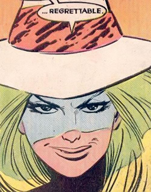 Andrea Strucker (Marvel Comics)