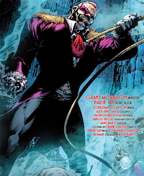 Flamingo (Batman & Robin enemy) (DC Comics)