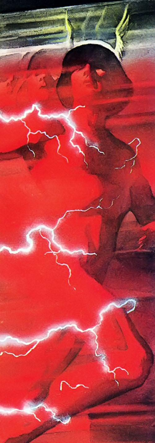 Flash (Wally West) (Kingdom Come version)