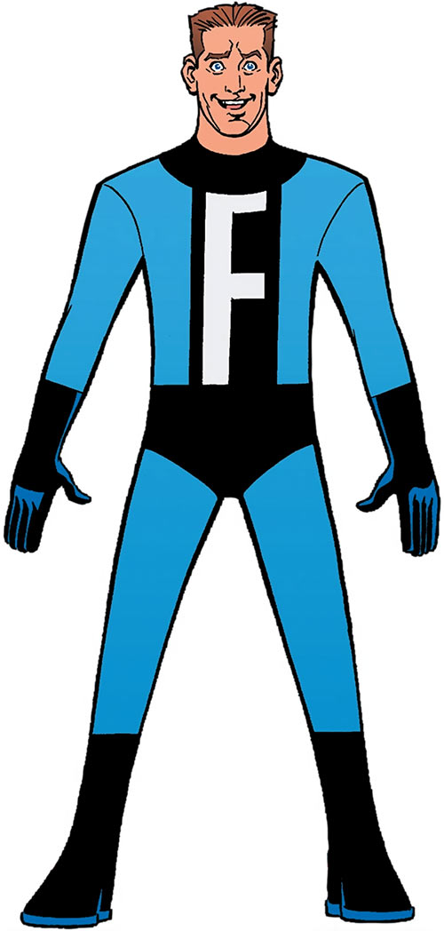 Flatman of the Great Lakes Avengers (Marvel Comics)