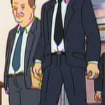 Agent Flemming & Agent Bork