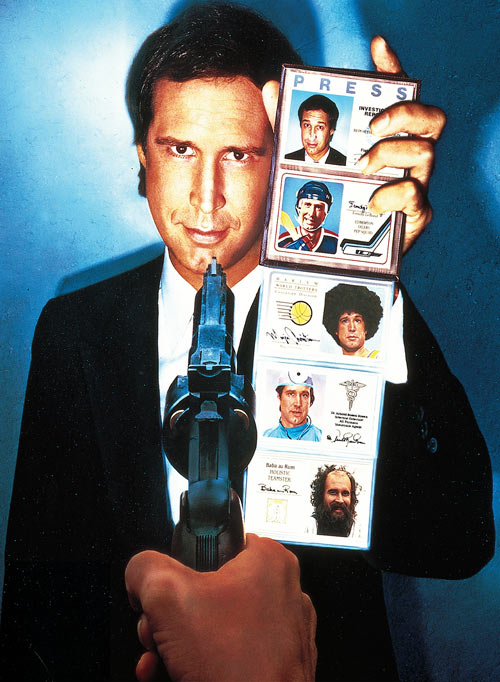 Chevy Chase as Irwin