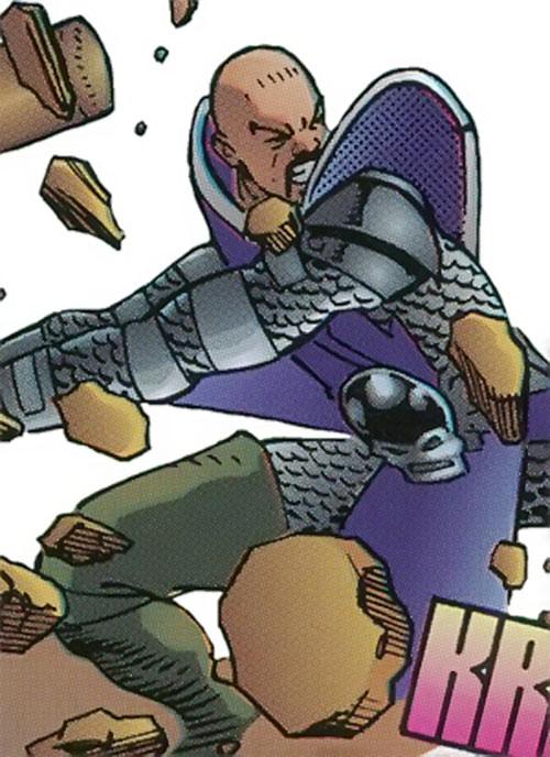 Der Flogmeister (Strikeback! enemy) (Image and Bravura comics)