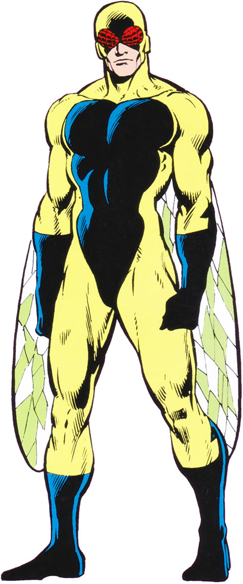 The Fly (Deacon) (Spider-Man enemy) (Marvel Comics)