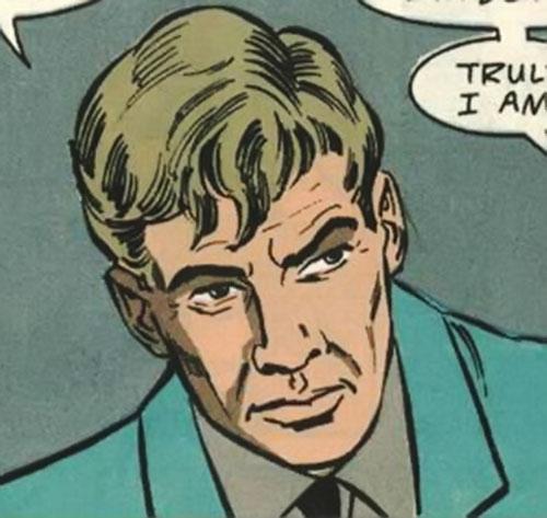 Foolkiller (Kurt Gerhardt) (Marvel Comics) face closeup