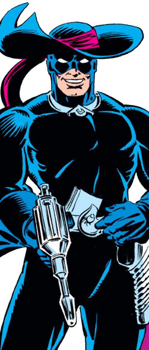 Foolkiller (Greg Salinger) (Marvel Comics) with his gun