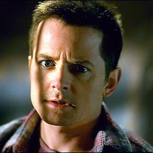 Frank Bannister (Michael J Fox in The Frighteners)