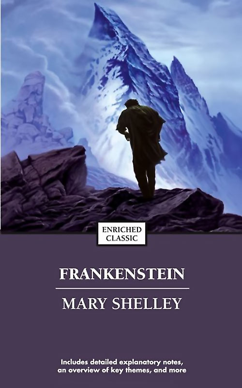 When Victor describes the monster in Mary Shelley's novel, Frankenstein, what terrifies him most?