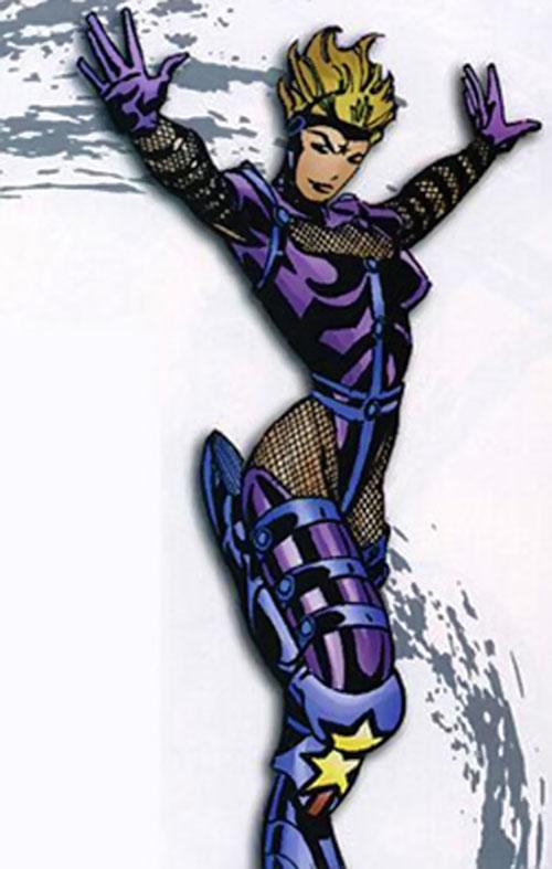 Freestyle (DV8) (Wildstorm Comics)