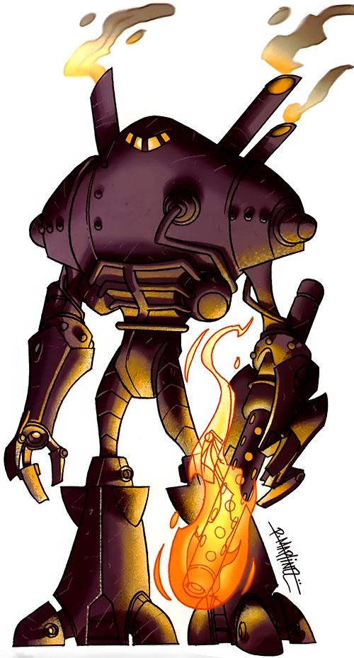 Furnace (Invincible Image Comics)