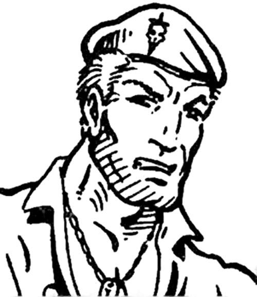 GI Jim (Villains & Vigilantes RPG) portrait