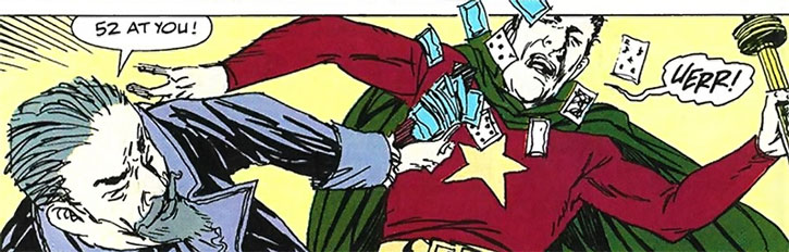 The Gambler vs. Starman (Ted Knight)