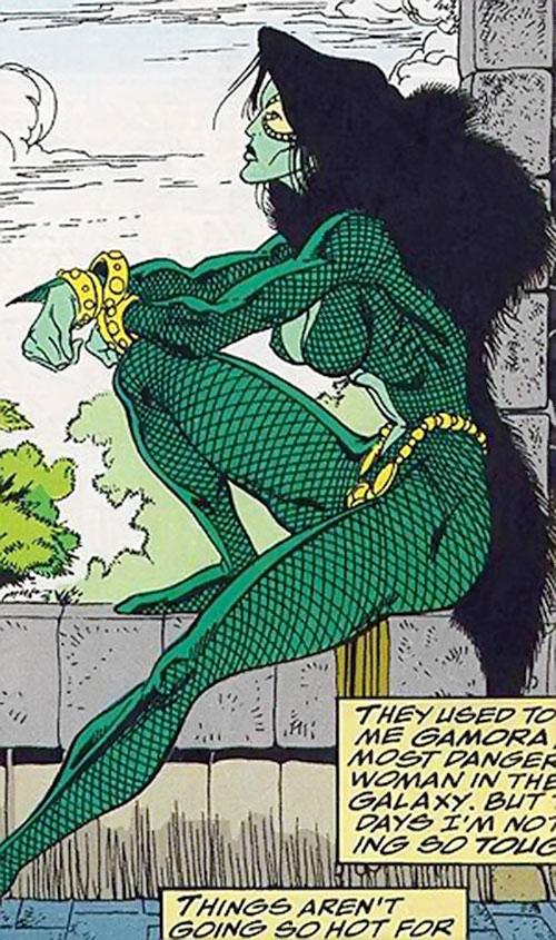 Gamora Costume History | HobbyLark