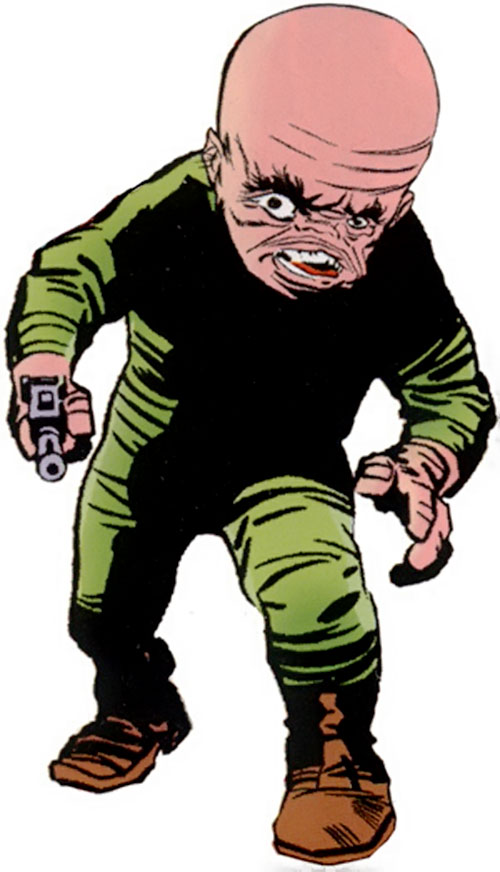 Gargoyle (Marvel Comics) (Yuri Topolov)