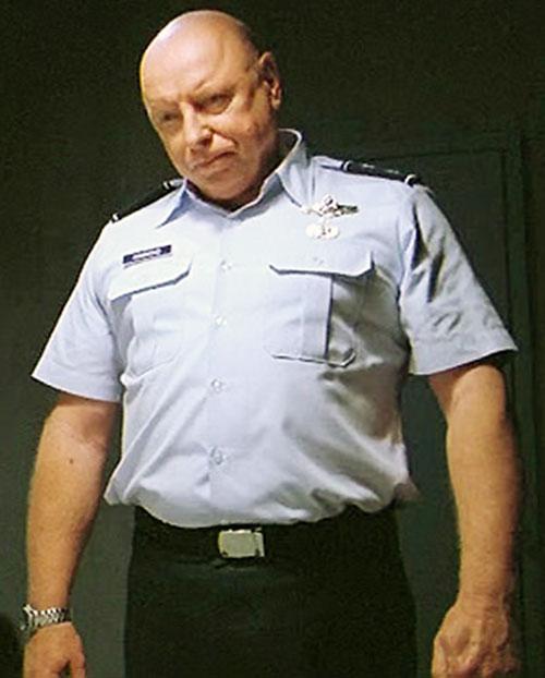 General Hammond (Don Davis in Stargate)