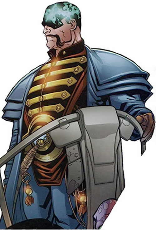 General Murquade (Negation Crossgen comics)