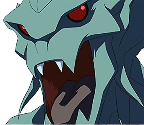 G-Elf genomorph (Young Justice animated series)