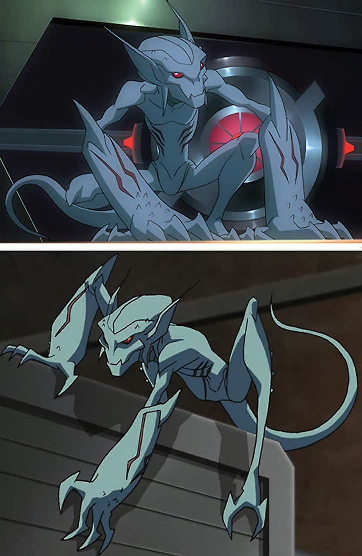 G-Elf xenomorphs