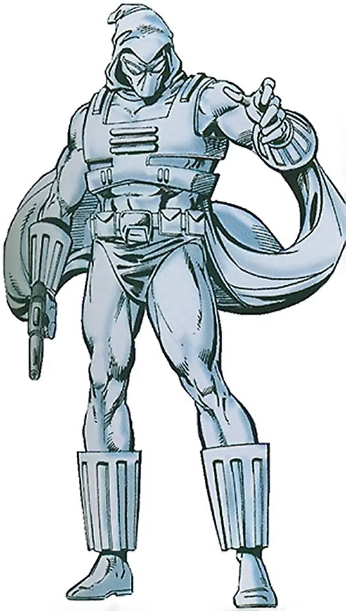 Ghost of the Thunderbolts (Iron Man enemy) (Marvel Comics) classic look