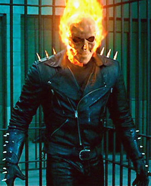 Ghost Rider (Nicholas Cage 2007 movie) in a prison