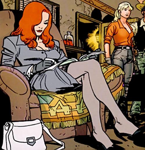 Gimmix (7 Soldiers) (DC Comics)