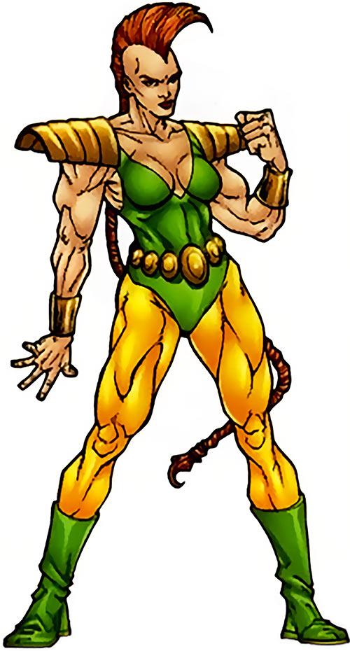 Gladiatrix (Marvel Comics)