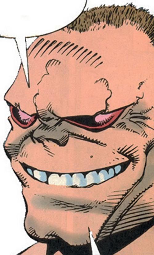 Gog of the Super-Soldiers (Marvel Comics UK) portrait