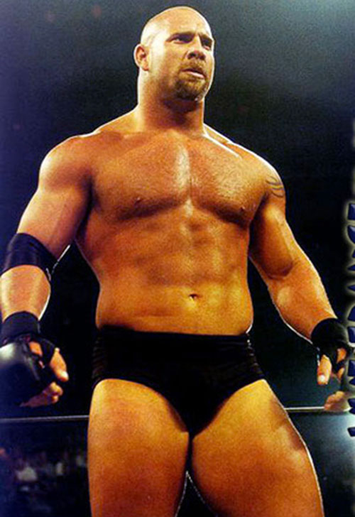 Goldberg in the ring