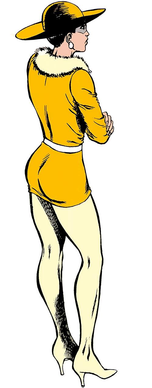 Golddigger (Marvel Comics) old costume