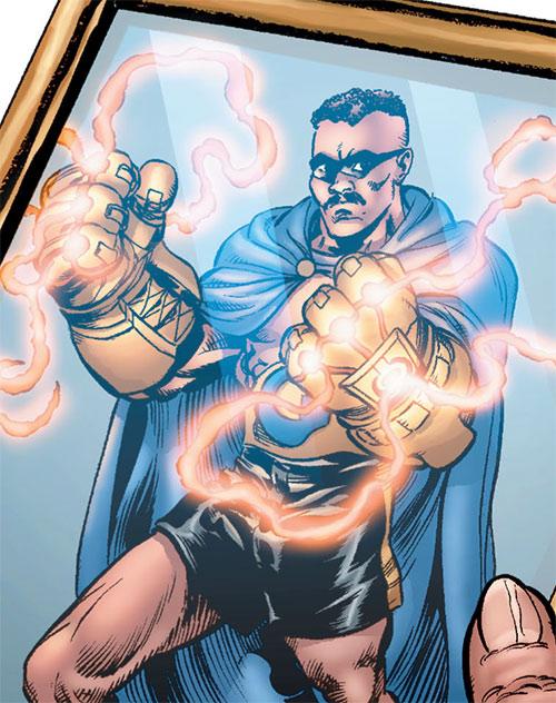 Goldengloves I (Astro City comics)