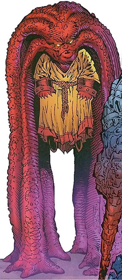 Gorgon of the Extremists (DC Comics)