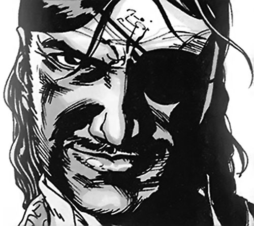 The Governor (The Walking Dead comics)