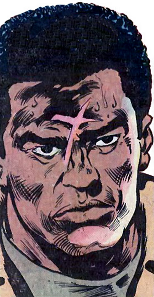 Gravedigger (Captain Ulysses Hazard) (DC Comics)