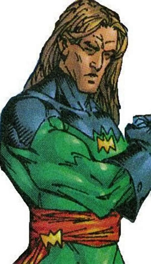 Gray King of Cerebro's X-Men (Marvel Comics)